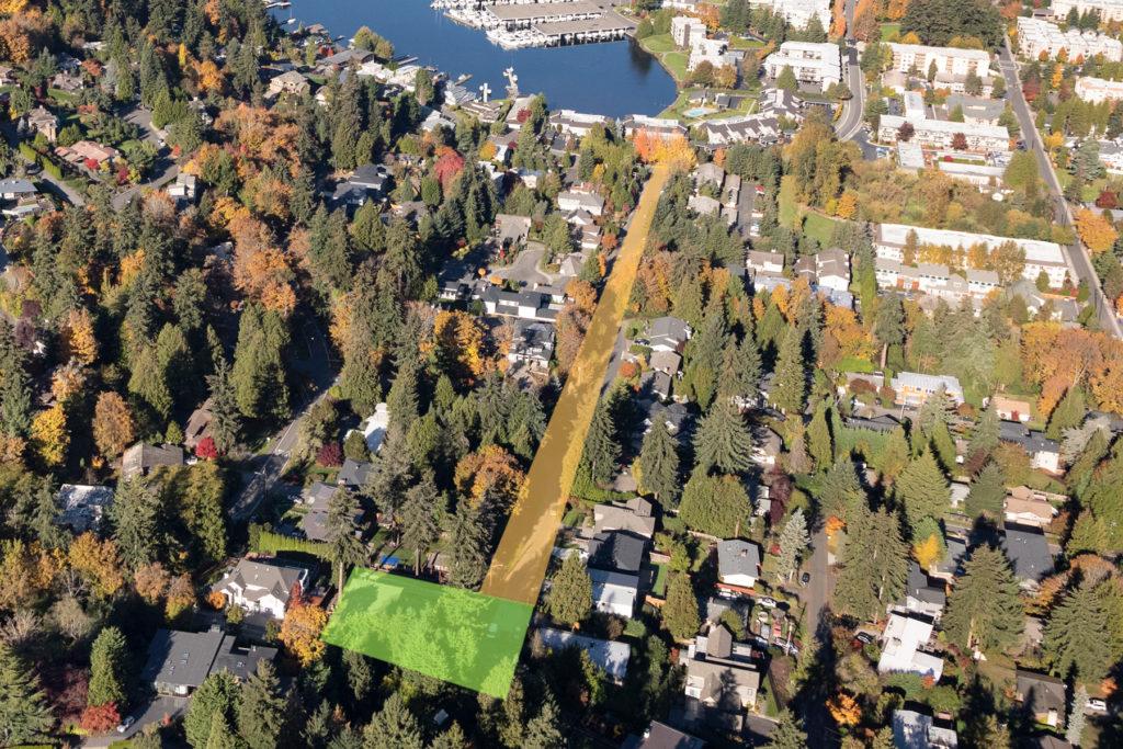 Bellevue Luxury Home Address